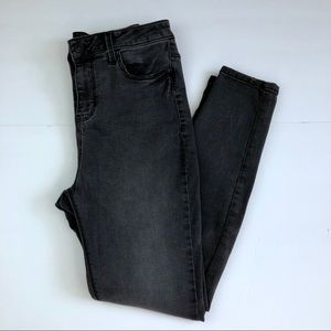 Vanilla Star Black Super High Rise Jeans